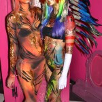 Kiss My Fairy Full animal body paint