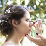 Kiss My Fairy wedding hair and make up