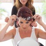 bridal hair ibiza