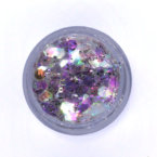 iridescent pearl cosmetic grade chunky glitter
