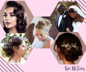 Bridal hair trends 2018