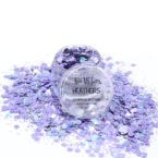 Summer Supernova lilac chunky glitter Heathers Kiss my fairy Ibiza