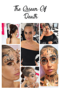 step by step halloween tutorial