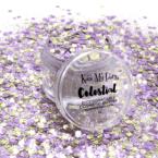Celestial biodegradable chunky glitter
